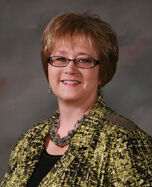 Photo of MLH administrator chosen by governor to sit on Center for Nursing Board
