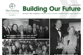 Building Our Future - November 2019 Newsletter