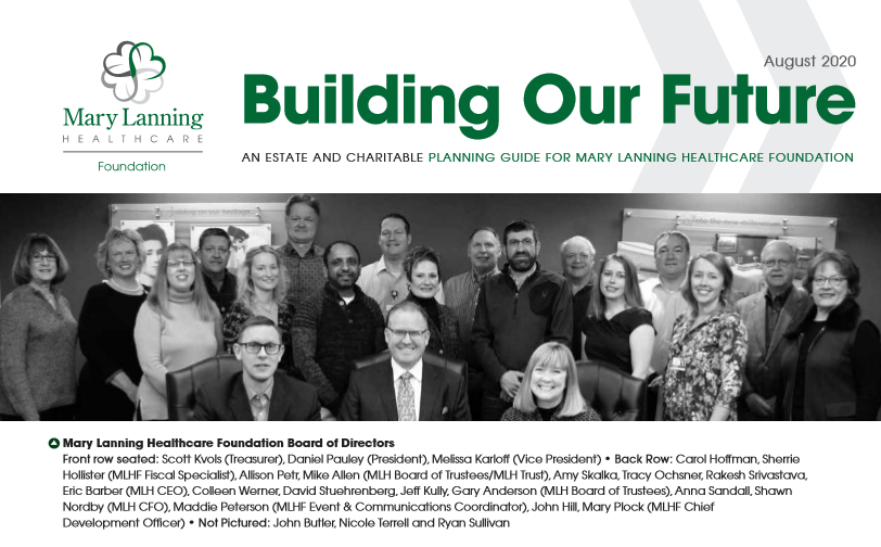 Photo of Building Our Future - 2019 Annual Report